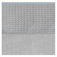 Wieglaken wafel grey 75 x 100 cm Jollein