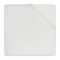 Ledikant hoeslaken Ecru 70 x 150 cm Jollein