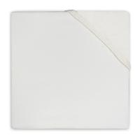 Ledikanthoeslaken Ecru 60x120 cm Jollein