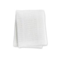 Lulujo Cellular Blanket gebreide dekentje wit