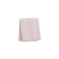 Lulujo Cellular Blanket gebreide dekentje Pink