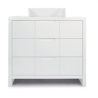 Commode Quadro White Childhome