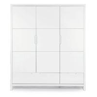 Quadro White 3-Deurskast Childhome