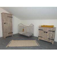 Babykamer Provence Kleinbeddengoed