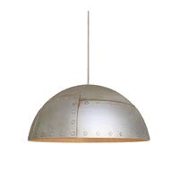 Industriële Hanglamp Rivnut Aluminium