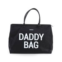 Daddy Bag Groot Zwart Black Childhome