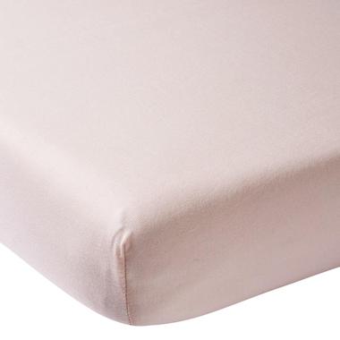 Hoeslaken Jersey Roze 70x140/150cm