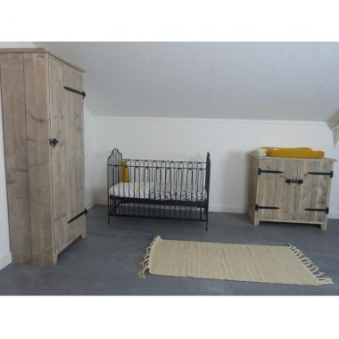 Babykamer Chantily kleinbeddengoed