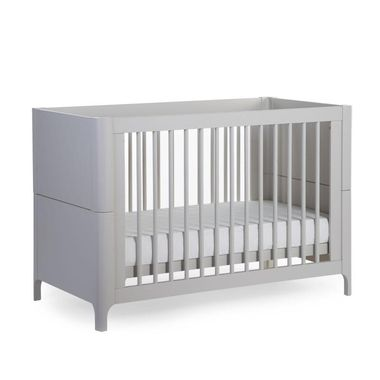 Retro Rio White Babybed 60x120 cm Childwood